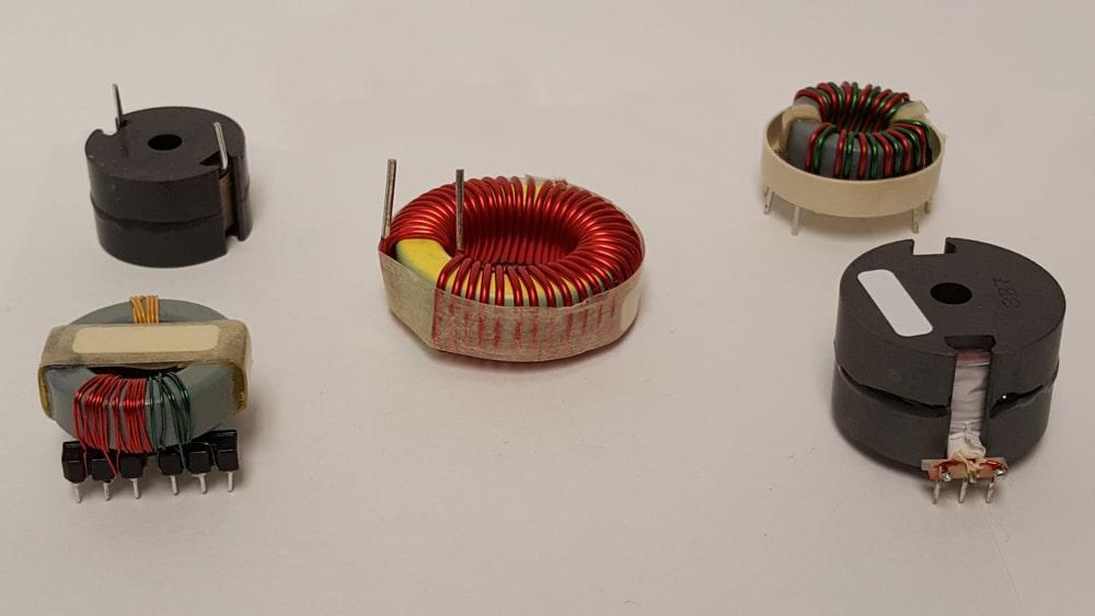 ferrite inductors