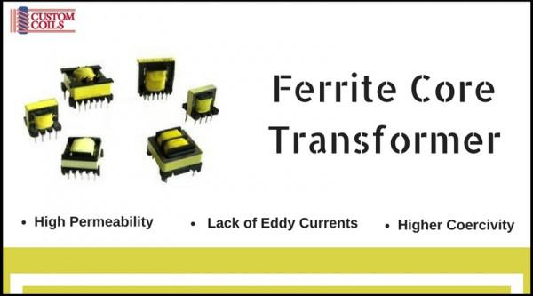 Ferrite Core Transformer (1)
