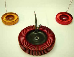 Customizable toroidal transformers