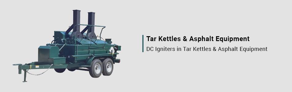 Tar Kettles & Asphalt Equipment