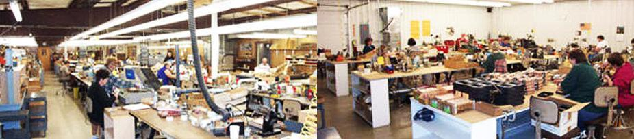 Custom Coils Work Area