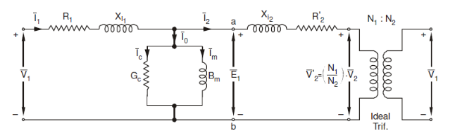 impedance primary side circuit