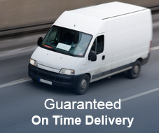 Guaranteed On Time Delivery