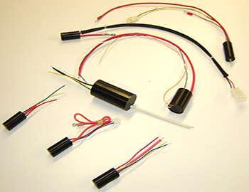 Trigger Pulse and Trigger Coil Transformer Manufacture by
